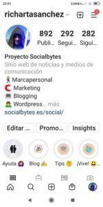 Mini Guía Instagram