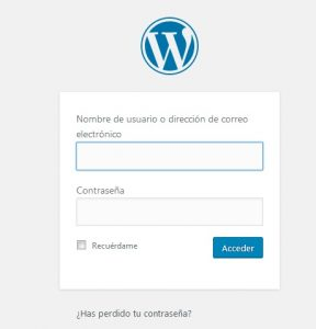 WordPress en una memoria USB