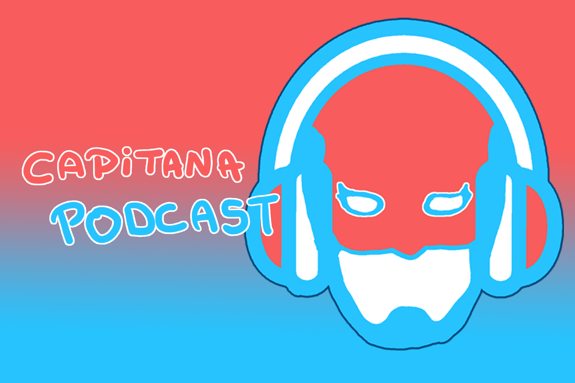 Capitana Podcast. Productora y difusora de programas podcast